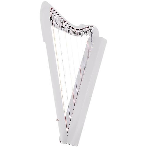 Rees Harps Flatsicle Harp White