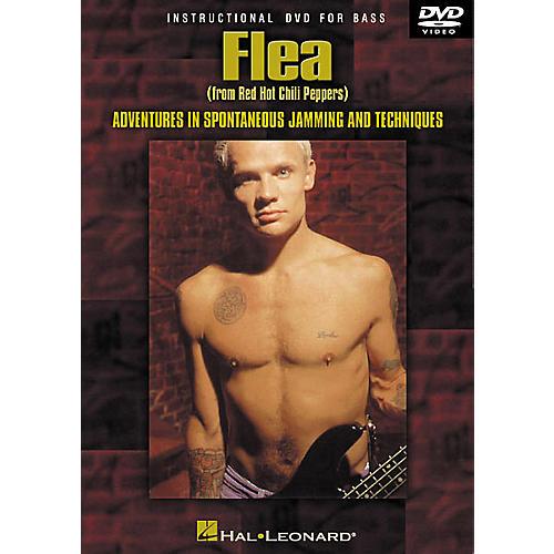 Hal Leonard Flea (DVD)