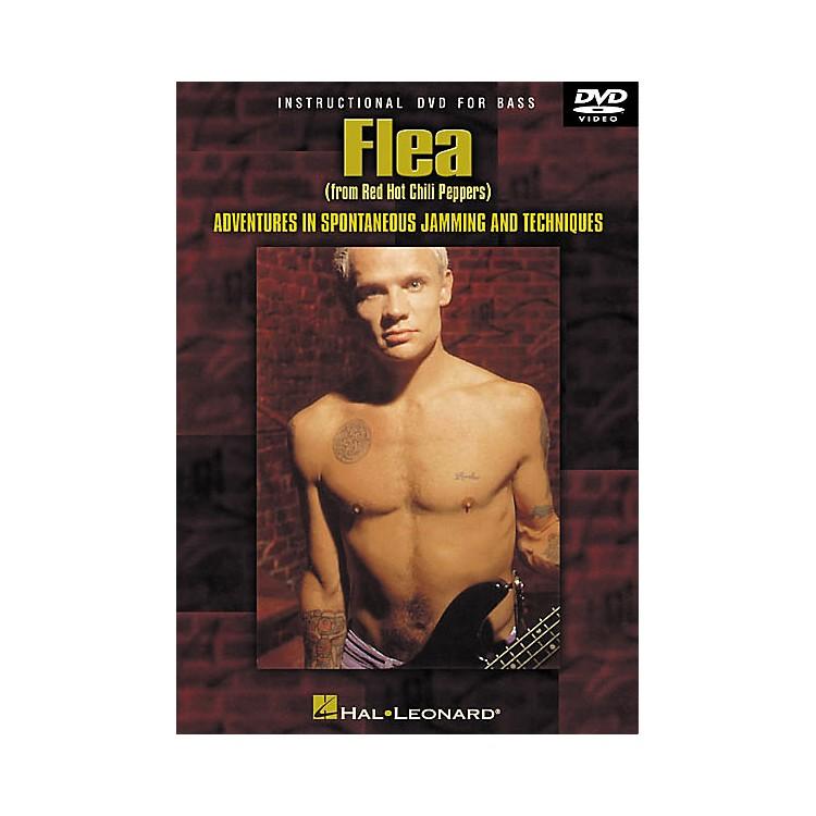 Hal LeonardFlea (DVD)