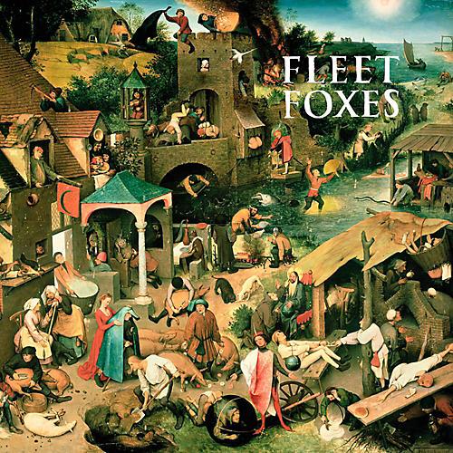 WEA Fleet Foxes - Fleet Foxes