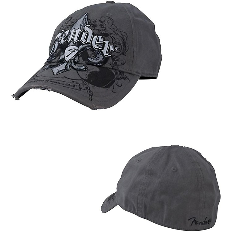 Fender Fleur de Funk Stretch Cap Charcoal Small/Medium
