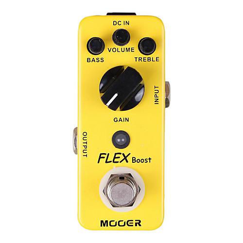 Mooer Flex Boost Guitar Effects Pedal-thumbnail