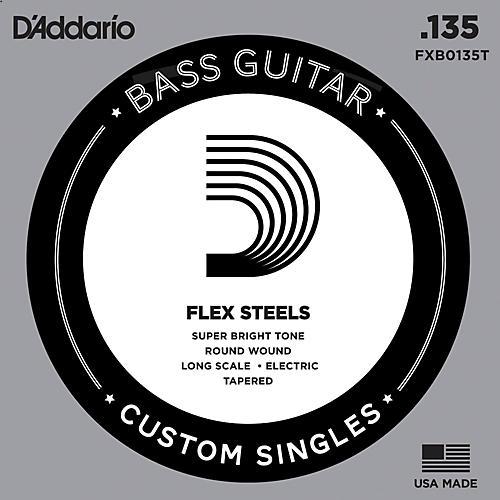 d 39 addario flexsteel long scale tapered single bass guitar string 135 musician 39 s friend. Black Bedroom Furniture Sets. Home Design Ideas