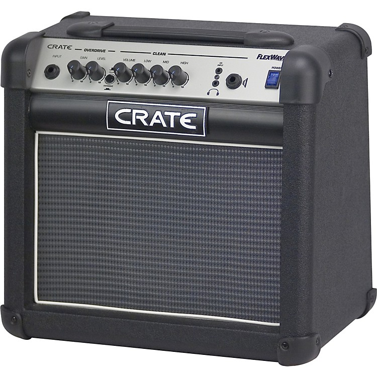 crate flexwave series fw15 15w 1x8 guitar combo amp musician 39 s friend. Black Bedroom Furniture Sets. Home Design Ideas