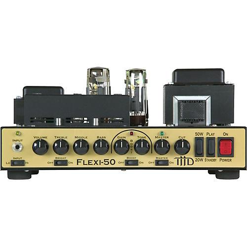 THD Flexi 50 Rack-mounted Guitar Amp Head