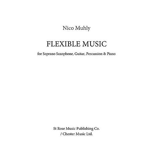 Chester Music Flexible Music Music Sales America Series Composed by Nico Muhly-thumbnail