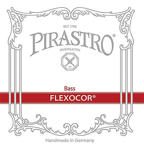 Pirastro Flexocor Series Double Bass D String 3/4 Medium Orchestra