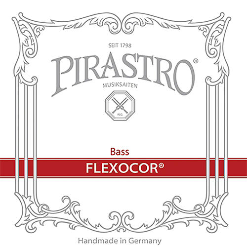 Pirastro Flexocor Series Double Bass String Set