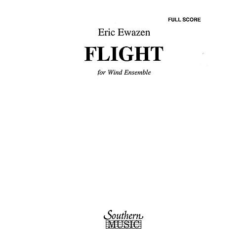 Southern Flight (Band/Concert Band Music) Concert Band Level 5 Composed by Eric Ewazen-thumbnail
