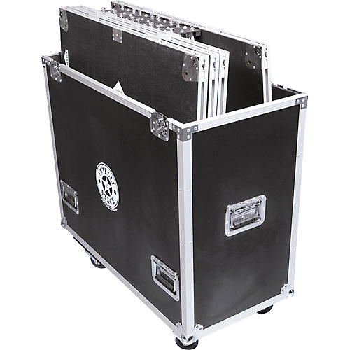 Road Ready Flight Case for 3' x 3' Intellistage Platforms and Hardware