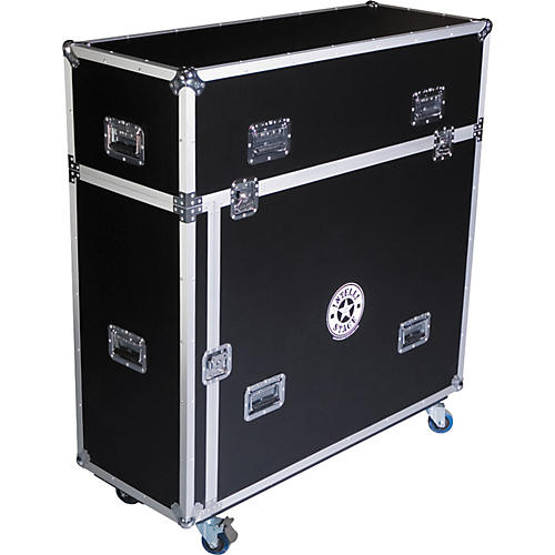 Road Ready Flight Case for 4'x4' Intellistage Platforms and Hardware