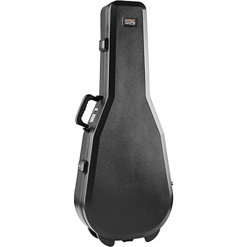 Gator Flight Pro TSA Series ATA Molded Acoustic Guitar Case-thumbnail