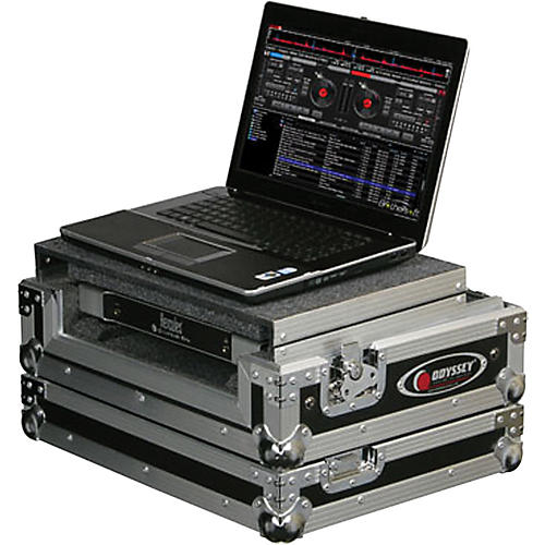 Odyssey Flight Zone Glide Style Case for Hercules RMX/STEEL