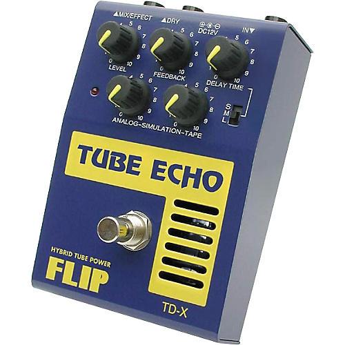 Guyatone Flip Series TD-X Tube Echo Guitar Effects Pedal