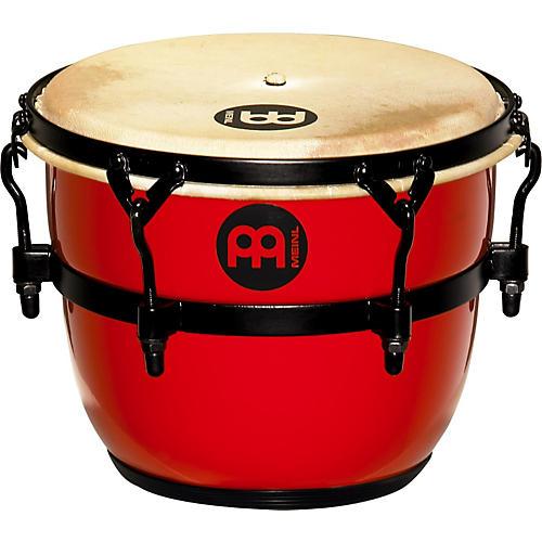 Meinl Floatune Fiberglass Qweeka / Cuica Drum Red 8 In