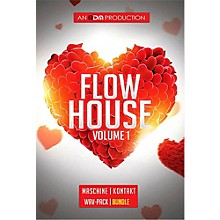 8DM Flow House Vol 1 Bundle (Wav/Kontakt/Maschine)