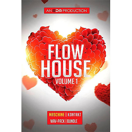 8DM Flow House Vol 1 Maschine EXP Pack