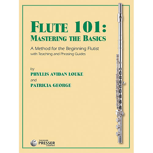 Carl Fischer Flute 101: Mastering The Basics