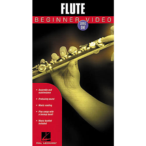 Hal Leonard Flute Beginner Video - Level 1
