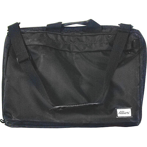 Altieri Flute Gig Bags Deluxe With Two Pockets And Modular Backpack Strap