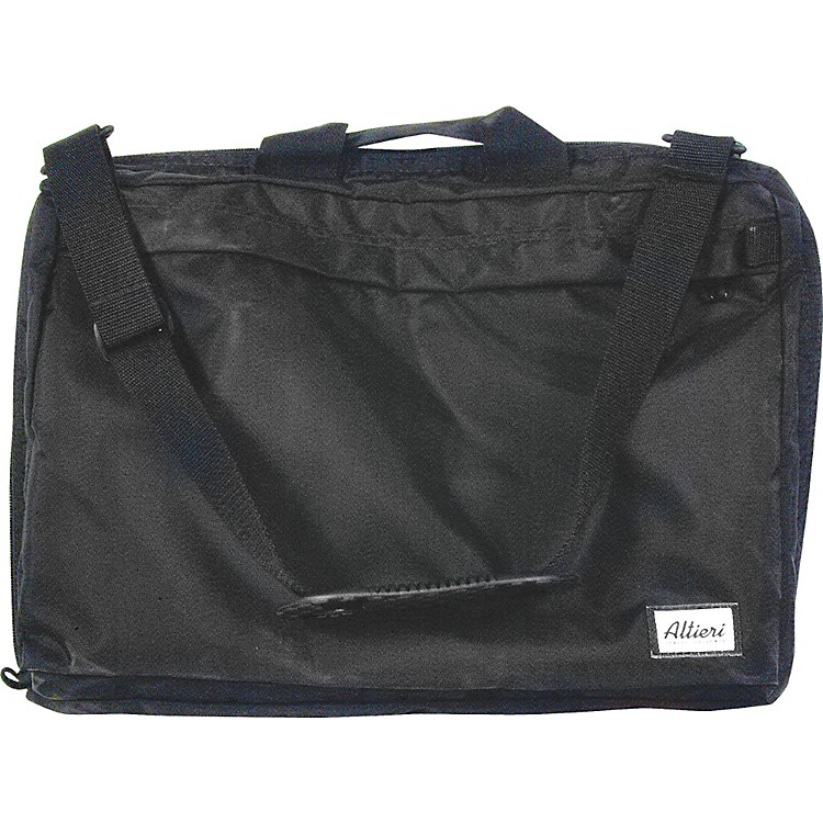 AltieriFlute Gig BagsDeluxe With Two Pockets And Modular Backpack Strap