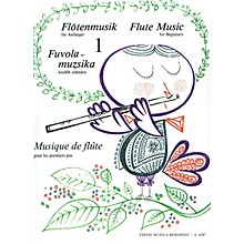 Editio Musica Budapest Flute Music for Beginners - Volume 1 EMB Series