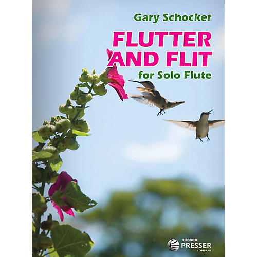 Carl Fischer Flutter and Flit Book