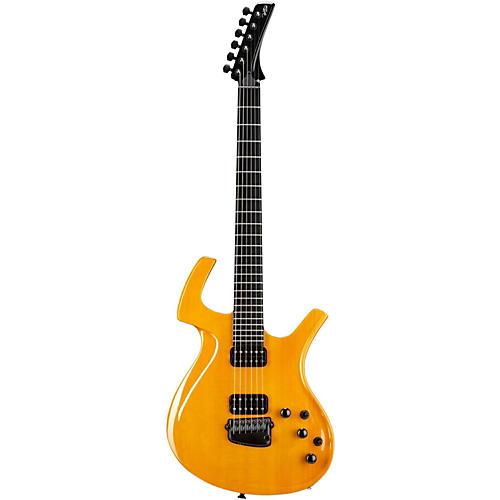Parker Guitars Fly Artist Guitar Transparent Butterscotch