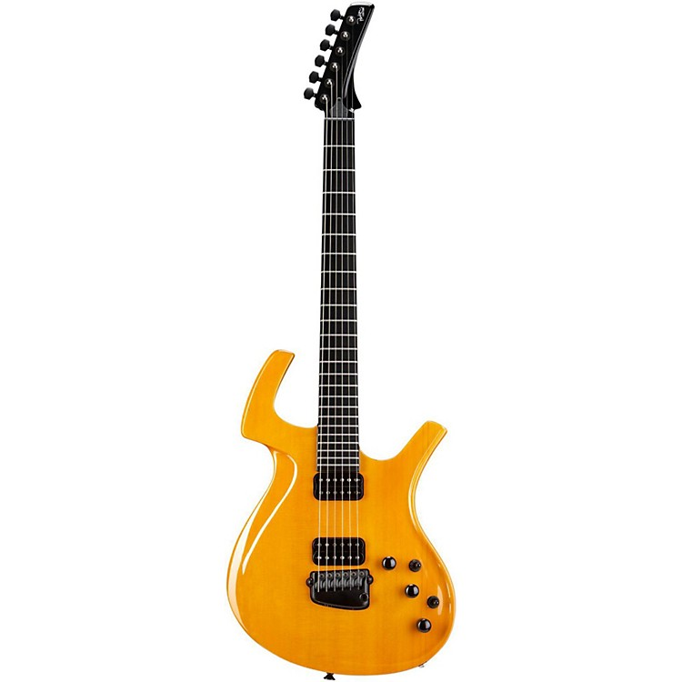 Parker Guitars Fly Artist Guitar Transparent Butterscotch