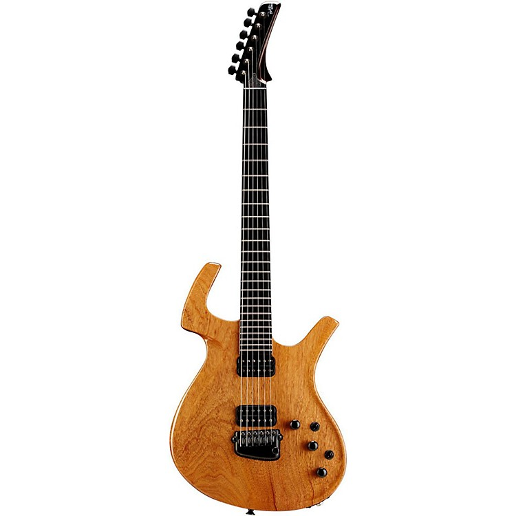 Parker Guitars Fly Mojo Electric Guitar Natural Mahogany
