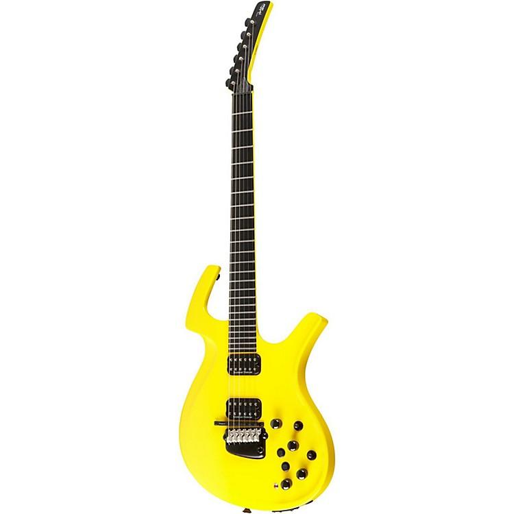 Parker GuitarsFly Mojo MIDI Electric GuitarTaxi Cab Yellow