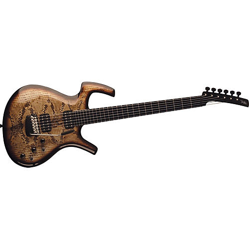 Parker Guitars Fly Mojo Snake Skin Limited Edition Electric Guitar