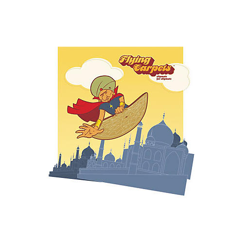 Thud Rumble Flying Carpets Slipmat Pack
