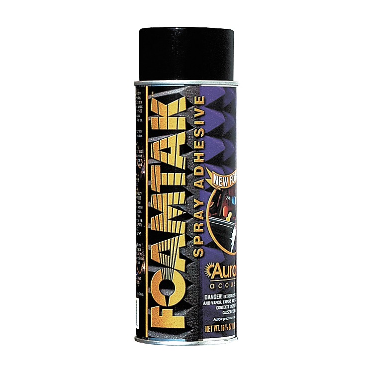 Auralex FoamTak Spray Adhesive (1 can)