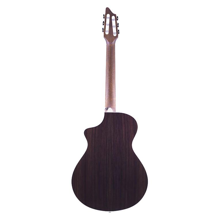 BreedloveFocus Bossa Nova Nylon Acoustic-Electric Guitar