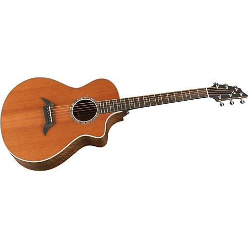 Breedlove Focus SE Special Edition Custom Walnut Acoustic-Electric Guitar