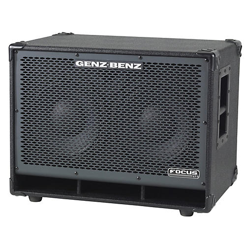Genz Benz Focus Series FCS-210T 2x10 Bass Speaker Cabinet