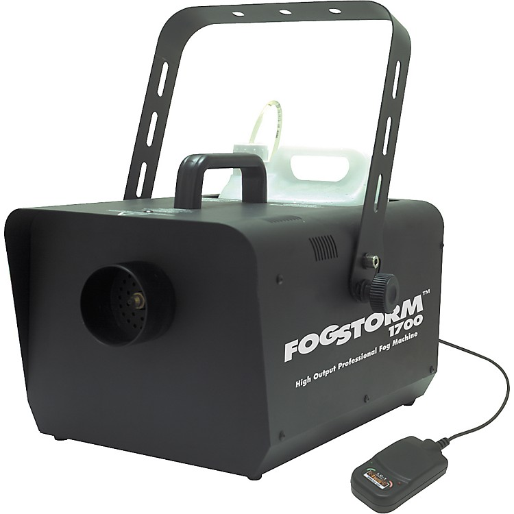 American DJ Fog Storm 1700HD Fog Machine with Remote