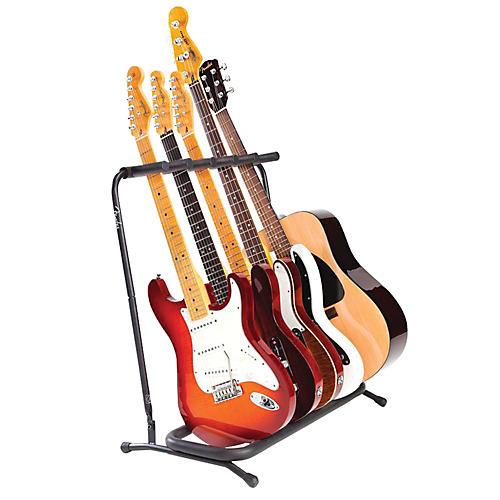 Fender Folding 5-Guitar Stand-thumbnail