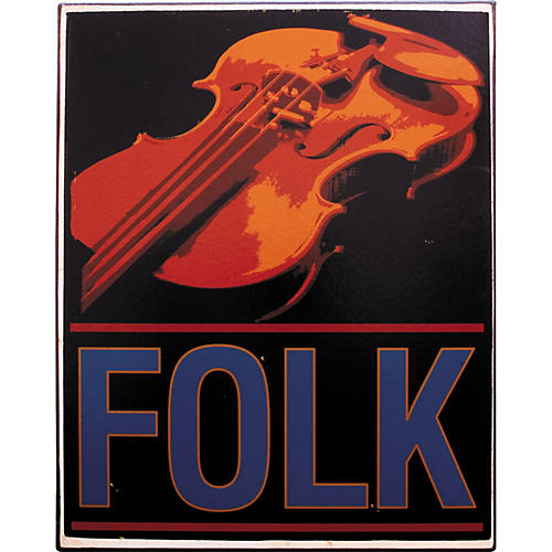 Gifts of Note Folk Canvas