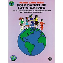 Alfred Folk Dances of Latin America Book/CD