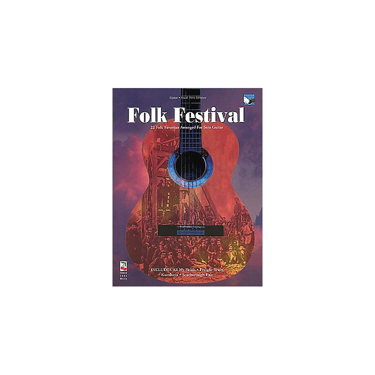Cherry LaneFolk Festival Guitar Tab Songbook