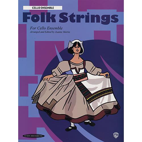 Summy-Birchard Folk Strings for Ensemble Cello Ensemble