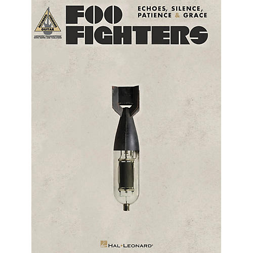 Hal Leonard Foo Fighters - Echoes, Silence, Patience & Grace Guitar Tab Songbook