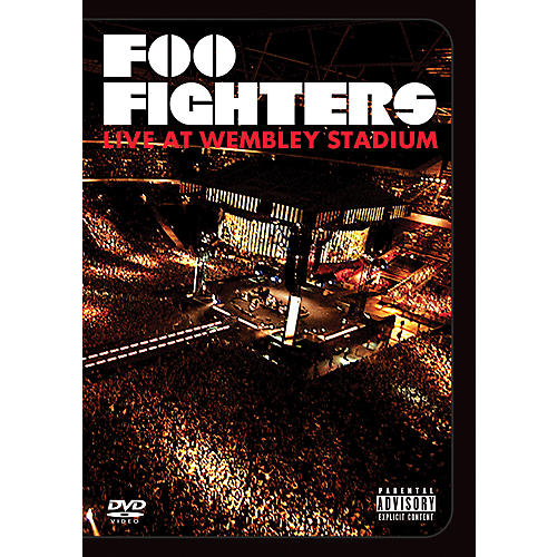 RCA Foo Fighters - Live at Wembley (DVD)