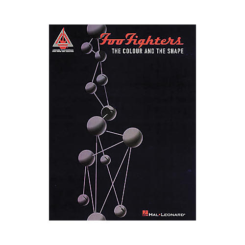 Hal Leonard Foo Fighters - The Colour and the Shape