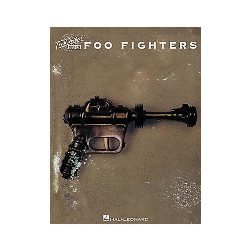 Hal Leonard Foo Fighters Transcribed Score Book-thumbnail