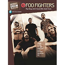 Alfred Foo Fighters Ultimate Play-Along Drum Book & 2 CDs