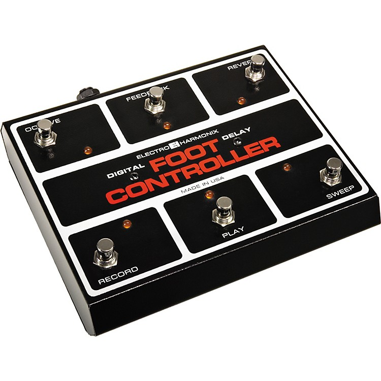 Electro-Harmonix Foot Controller for 16 Second Delay
