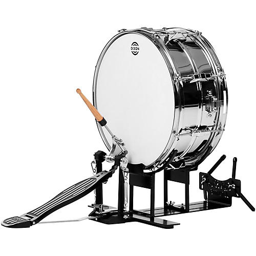 SideKick Drums Foot Operated Snare Drum Kit